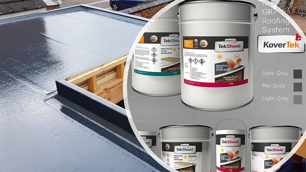 TekShield GRP Roofing System