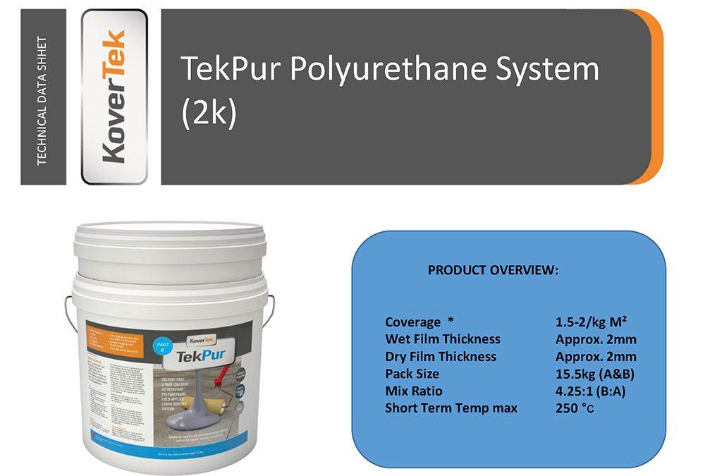 TekPur Polyurethane System