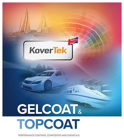 New Gelcoat Brochure